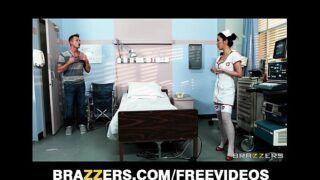 Sexo com enfermeira gostosa
