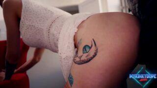 Aranha boqueteira em video sexo real