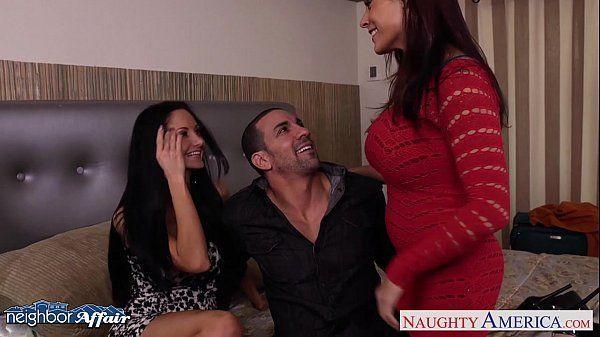 Putariabrasileira com duas mulheres gostosas