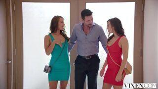 Fodendo amigas gostosas em videos de sexo brasileiros