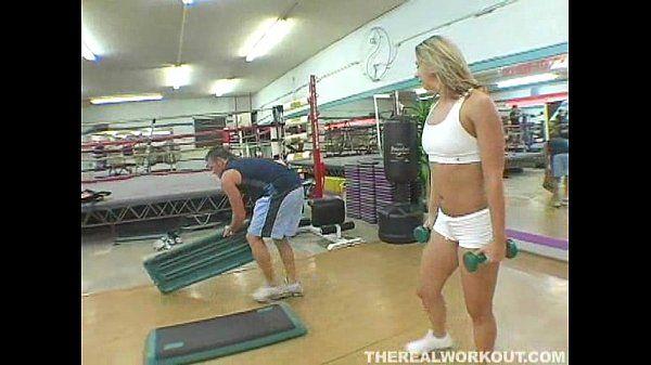 Safada na academia porno garotas peladas